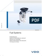 Catalogue Fuel Systems VDO_6_0