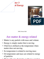 chapter 03 matter and energy