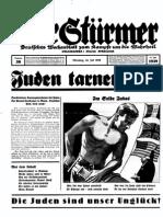 Der Stuermer - 1939 Nr. 30 (12 S., Scan, Fraktur).pdf