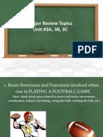 major review topics essay options 2014