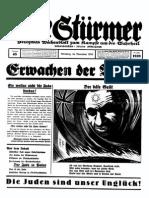 Der Stuermer - 1939 Nr. 45 (12 S., Scan, Fraktur).pdf