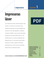 Impresoras Laser- Desensamble