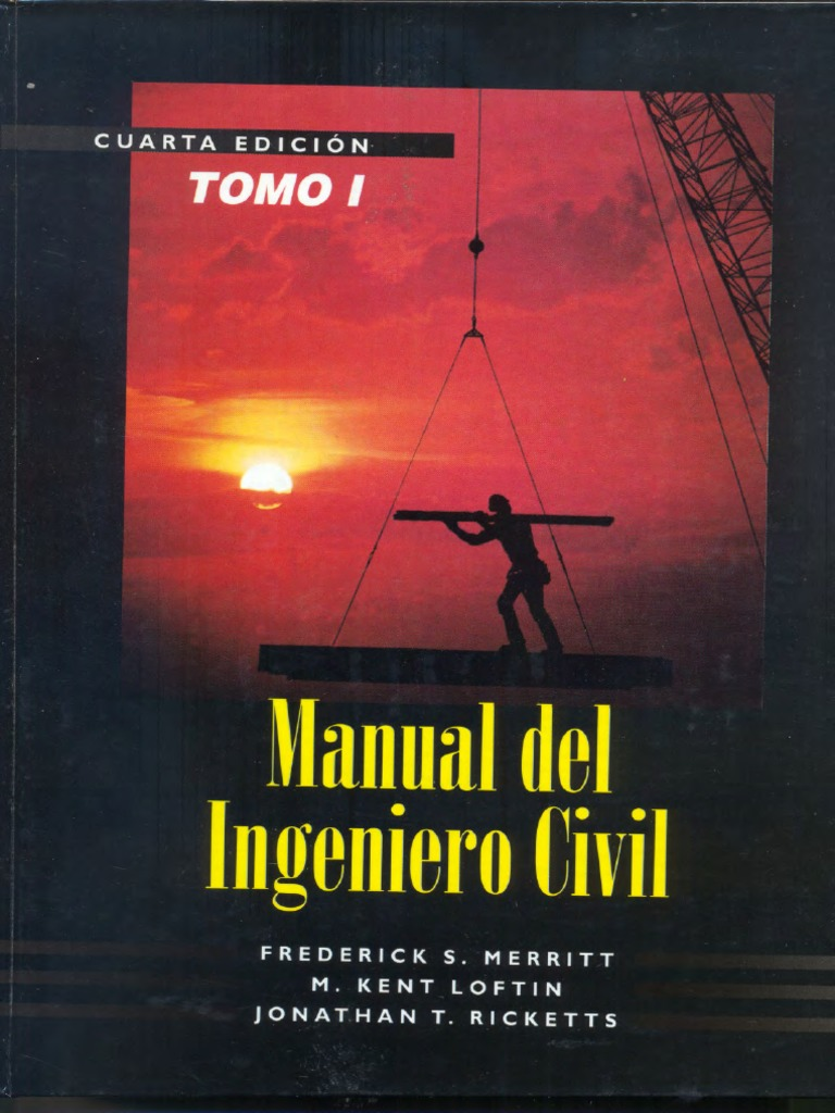 196510878 Manual Del Ingeniero Civil I PDF