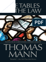 Mann -Tables of the Law