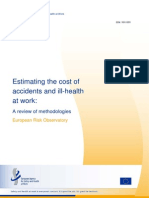 Estimating the Costs of Accidents and Ill Health at Work
