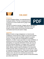 The HOST (Trabajo de P.I)[1]