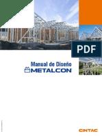 Metalcon_manual_de_diseno-Entramados de Acero Pernos Autoperforantes