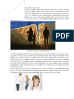 8 Pași Pentru a Diminua Suferința Copilului Tău După Divorț