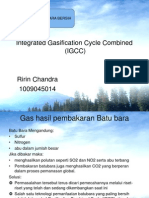 Integrated Gasification Cycle Combined 2