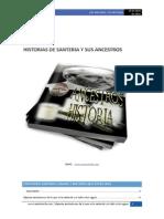 Historias de Santeria y Sus Ancestros