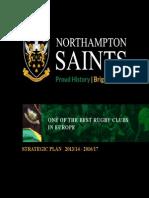 Saints Strategic Plan