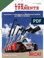 Revista de unelte si echipamente ~  August 2009