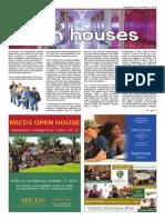 School Open Houses - Fall 2014, WEW