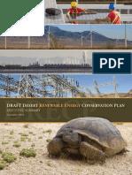 Draft DRECP Executive Summary