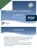 S13S01 La Hiperbola
