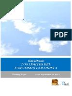 Kutxabank. LOS LIMITES DEL FANATISMO PARTIDISTA
