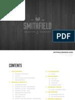 Smithfield Branding Guide