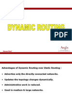 12 Dynamoc Routing