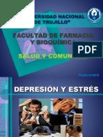 Depresiòn y Estrés , Diapositivas