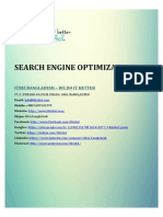 Search Engine Optimization Services & Features