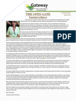 the open gate volume 4 issue 1 sept 23