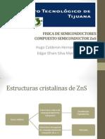 Presentacion ZnS