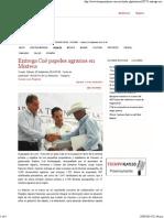 20-09-14 Entrega Cué Papeles Agrarios en Mixteca