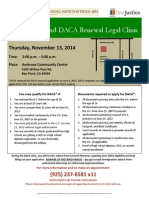 Bay Point DACA Clinic Flyer (English and Spanish)_Final