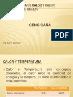 Calor y Temperatura en El Bagazo