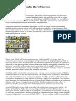 Lectura De Cartas (Tarot Sin coste.