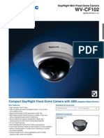 Day/Night Mini Fixed Dome Camera