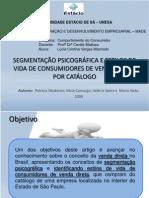 03 - Apres. - Segmentação Psicográfica e Estilo de Vida de Consumidores de Venda Direta - Modanez-2009 02