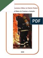 Manual de Combate a Incendio