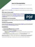 Kohana 3.2 Documentation