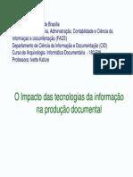 Impacto Da Tecnologia Da Informacao