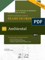 Vol. 11 - Direito Ambiental