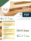 Mesa Técnica #2 - Materiales y Recursos LEED Versión 4 - GBC Chile