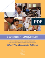 (4.1 .2) Customer Satisfaction