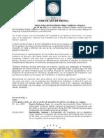 30-05-2011  Guillermo Padrés en entrevista confirmó la visita del presidente Felipe Calderón a Sonora el próximo  miércoles 01 de junio para celebrar en Guaymas el día de la marina a nivel nacional. B0511149