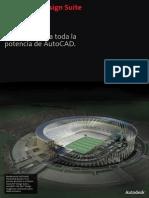 Autocad Design Suite 2013 Product Brochure a4 Es