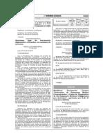 RM N_ 571-2014-MINSA Modifican DT de la RM N_ 312-2011-MINSA - 26-07-2014