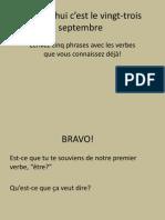 french i 9 23