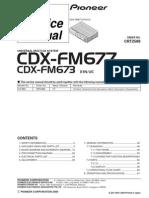 CDX-FM677 C2588