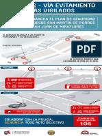 Plan de Seguridad en Puentes de Vía de Evitamiento