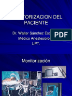 Monitorizacion Del Paciente