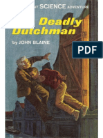 Rick Brant #22 the Deadly Dutchman by John Blaine