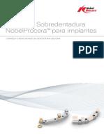 NobelBiocare NobelProcera Implant Bar Overdenture Brochure (PT)