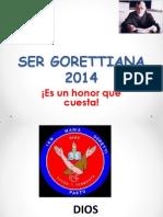 Ser Gorettiana 2014