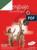 Guía Lenguaje 6