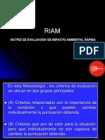 metodologiaas  RIAMP 2014